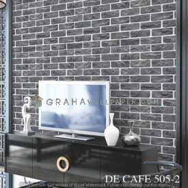 DE CAFE 505-2G