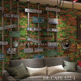 DE CAFE 522-1G