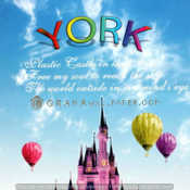 YORK COVER